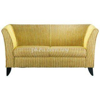 FOS-002-2S-L1- Simple 2 Seater Sofa