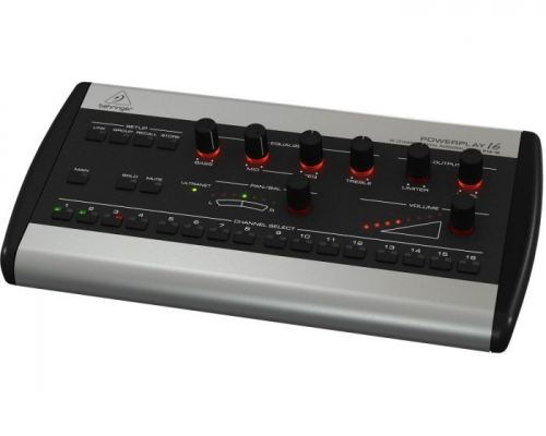 Behringer P16M Headphone Amplifier