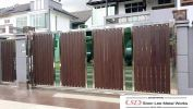 Stainless Steel Main Gate Stainless Steel Main Gate