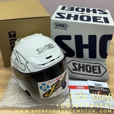 OPEN FACE HELMET SHOEI