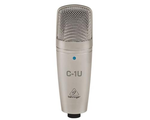 Behringer C1U Condenser USB Microphone