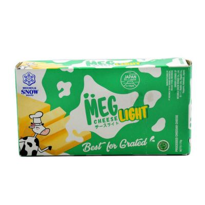 Meg Cheese Light 170g