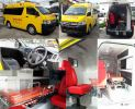 NEW AMBULANCE FOTON C2 2.8L HIGH ROOF C/W EQUIPMENT 5YEAR WARRANTY   AMBULAS -AMBULANCE