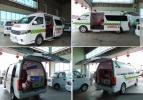 NEW YONG TSE 3.0 commuter Ambulance   AMBULAS -AMBULANCE