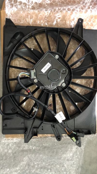 Jaguar XK Fan Motor