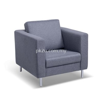 FOS-018-1S -A2- Zucca 1 Seater Sofa