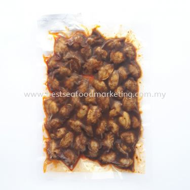 Spicy Clam / 麻辣啦啦 (sold per pack)