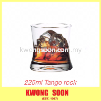 9oz 225ml TANGO ROCK OCEAN GLASS