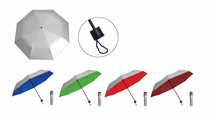 "U7008 - 21"" Foldable Umbrella"