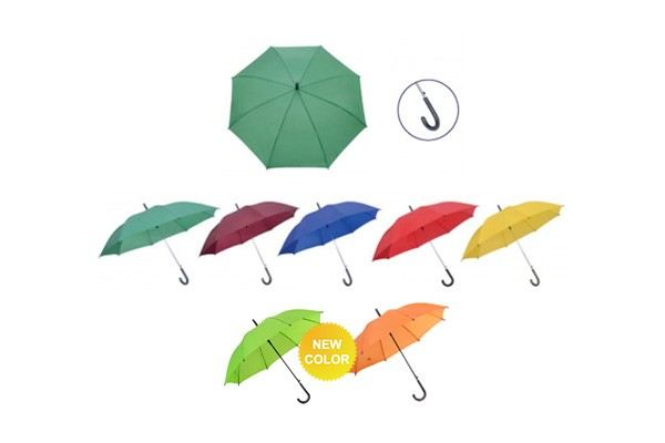 "U7012 - 24"" Nylon Taffeta Umbrella"