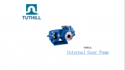 Internal Gear Pump TUTHILL Pump