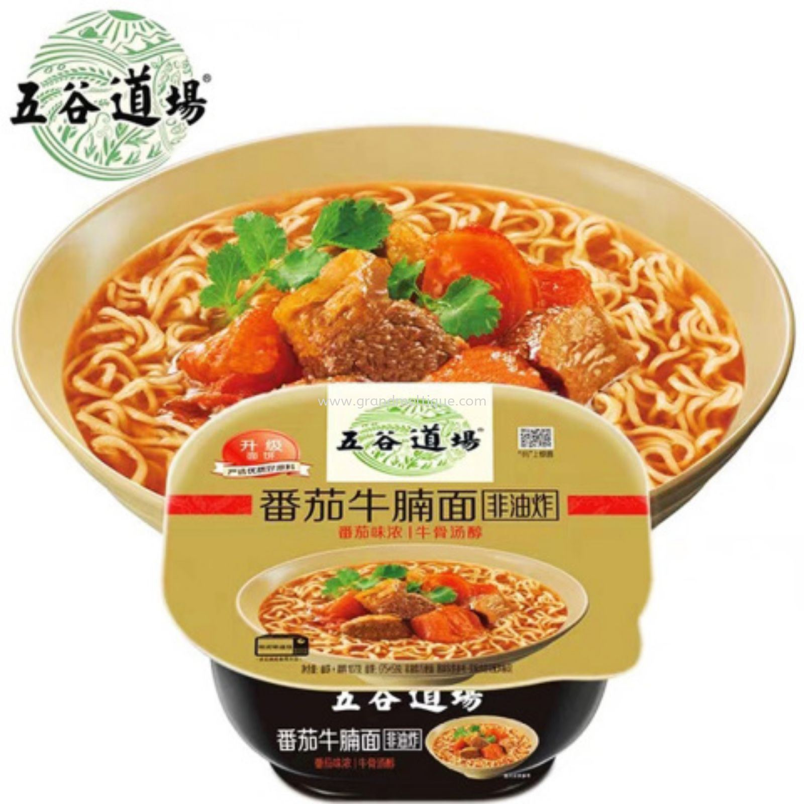 WUGUDAOCAN TOMATO BEEF TRIPE FLVR NOODLE