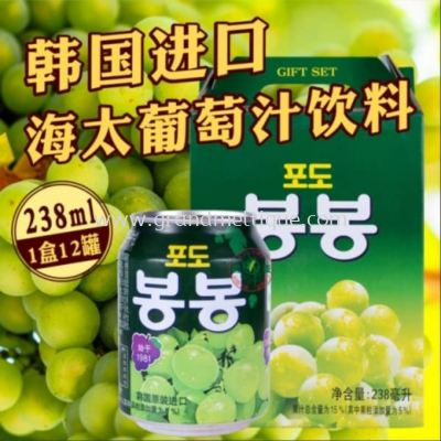 HAITAI BON BON GRAPE JUICE