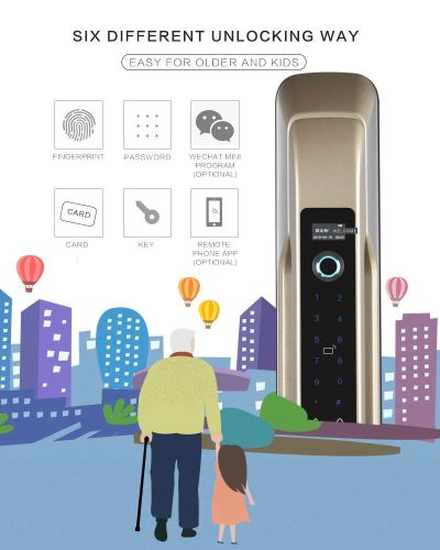ORBITA P8030 Smart Fingerprint Lock