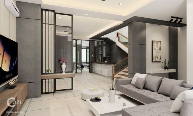 Residential interior Design