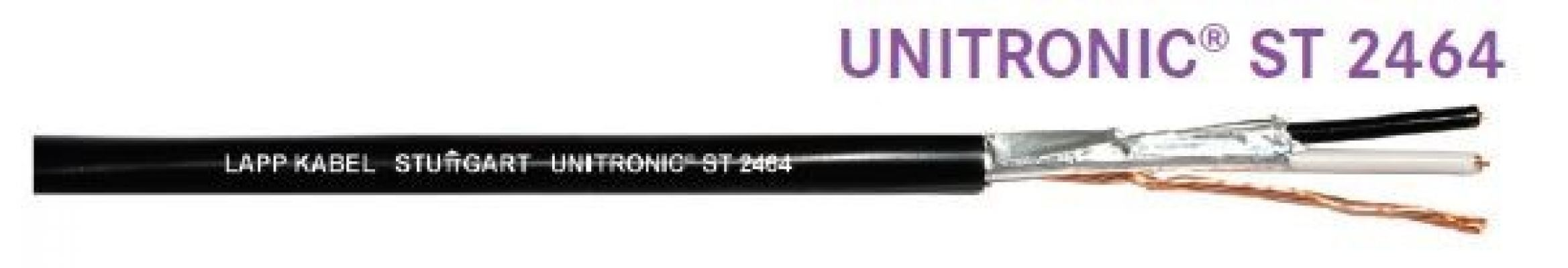 LAPP KABEL Low Frequency Data Transmission Cable UNITRONIC ST 2464