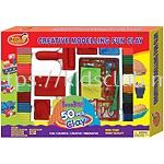 50PCS CANDY CLAY SET IN PRINTED BOX
