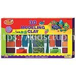 30 CANDY MODELLING CLAY IN PRINTED BOX
