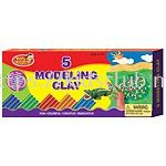 5 CANDY MODELLING CLAY IN PRINTED BOX