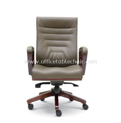 CHARACTER DIRECTOR MEDIUM BACK CHAIR WITH WOODEN TRIMMING LINE ASE 2313