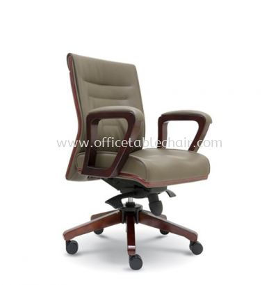 CHARACTER DIRECTOR LOW BACK CHAIR WITH WOODEN TRIMMING LINE ASE 2314