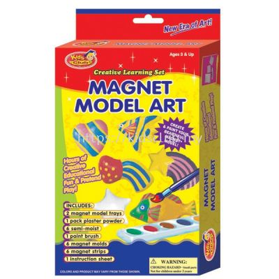 MAGNET MODEL ART WITH HANGER IN PRINTED BOX