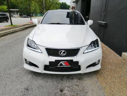 Lexus is250 isf conversion bodykit