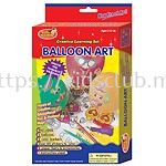 BALLOON ART WITH HANGER IN PRINTED BOX