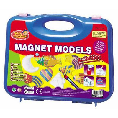 MAGNET MODELS ACTIVITIES SMALL CARRY CASE