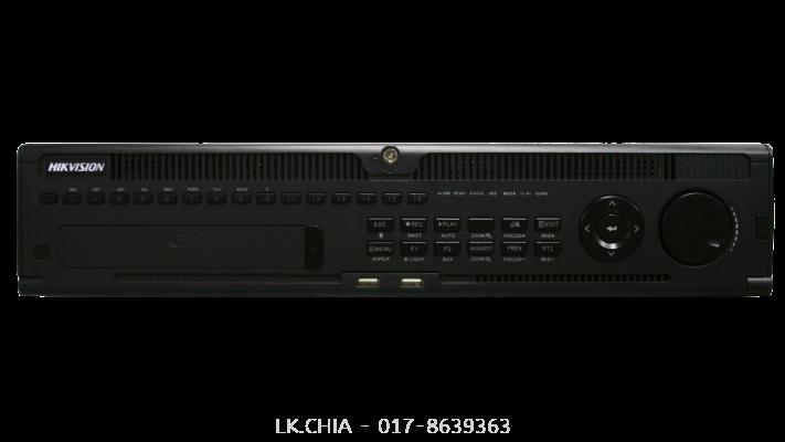 DS-9600NI-I8 SERIES NVR