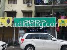 OPPO 3D led channel box up lettering signage at puchong Oug Kuala Lumpur 3D LED Signage