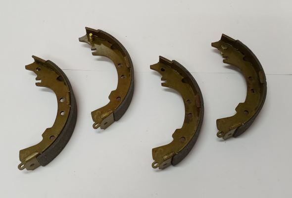 BS-2806-Q BRAKE SHOE NADIA SXN10 KEMBARA DVVT (REAR)