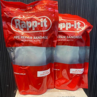 RAPP-IT 123 PIPE REPAIR BANDAGE