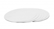 Heat-Treated Quartz Microfiber Filter, Binderless PM10 PM2.5 Filter Paper Air Quality Environmental
