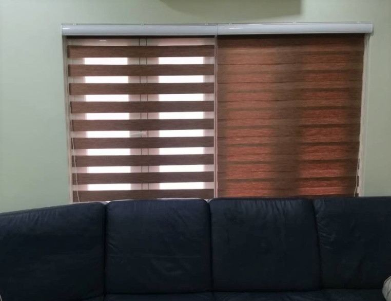 ROLLER BLIND & VERTICAL BLIND