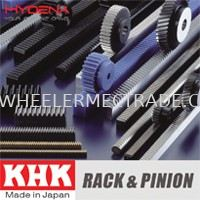 KHK RACK and GEARS