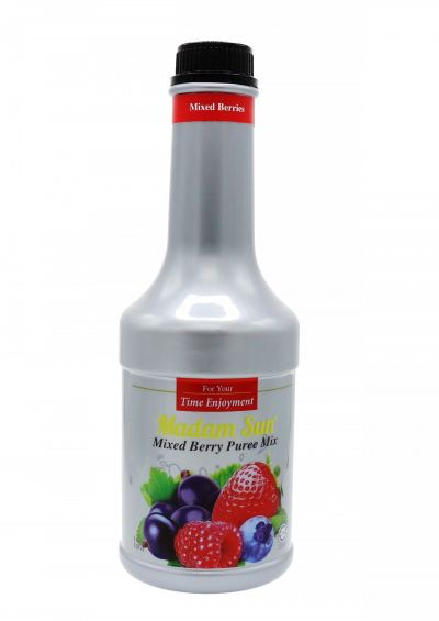 Mixed Berry Puree Mix