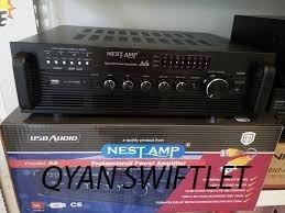 Nest Amp Amplifier A6 (B004)