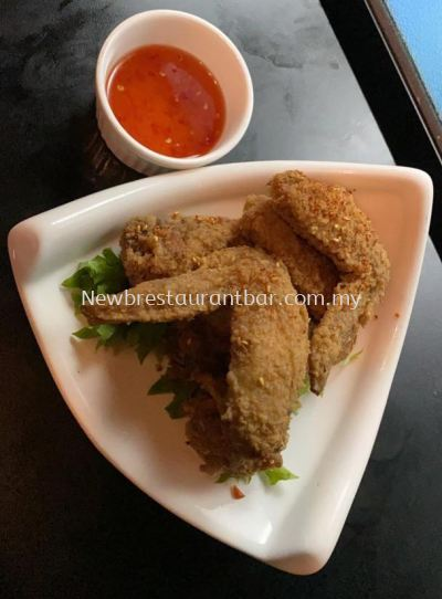 Salt Pepper Chicken Wing (6PCS)