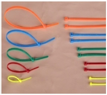 Colour Cable Ties - Nylon