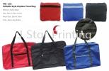Foldable Style Airplane Travel Bag FTB 203 Foldable Nylon Bag Premium Gift Products