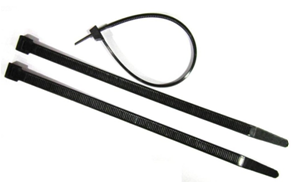 Cable Ties - Black (use for jointing cable slab)