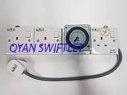 F15-HAGER TIMER 2 WAY 3 POWER POINT