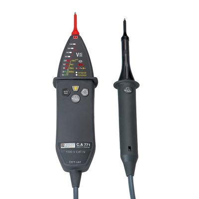 Voltage absence testers (VATs) - C.A 771