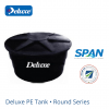 Deluxe PE Tank Round Series Poly Tank Deluxe Water Storage Tank