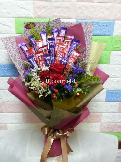 Choc Fill the Air RM150.00