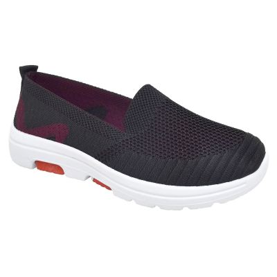 LADIES SPORT SHOE (S 1007-BK)