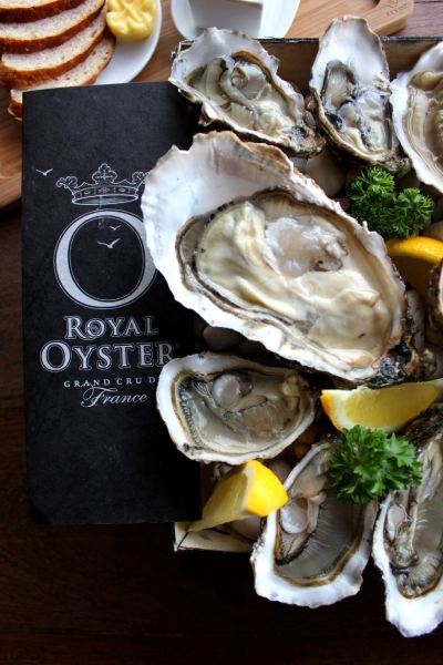 The Royal Oysters (Grand Cru)