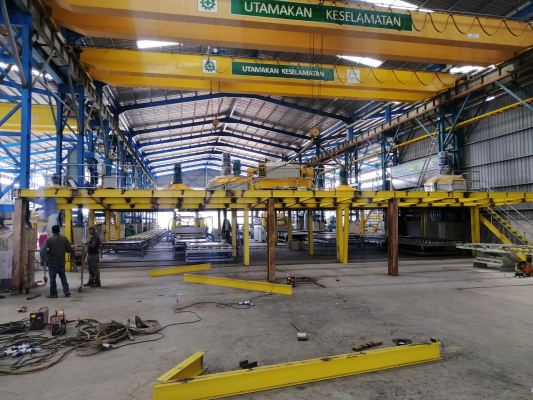 LKM BUILDING & METAL CONSTRUCTION SDN BHD