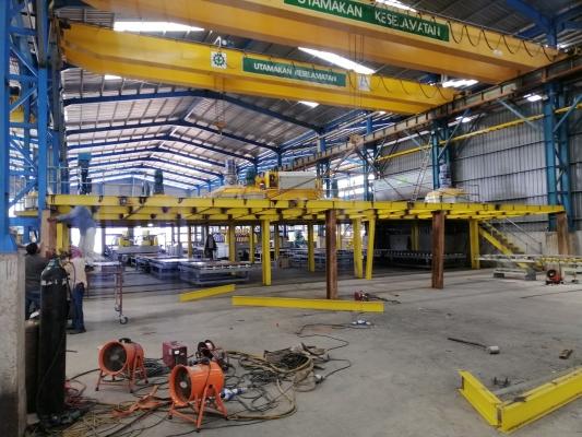 LKM BUILDING & METAL CONSTRUCTION SDN BHD